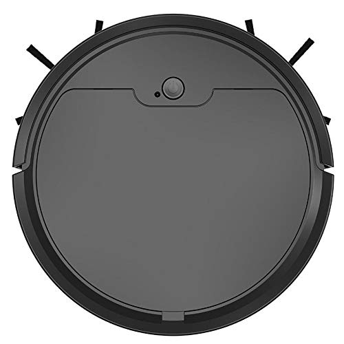 Eantpure Sensor Anticaída,Adecuado para Pelo de Animales, Suelo, detección de Suciedad, barredora-Negro,Space, Aspira, Barre
