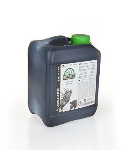 EUROHUNT Lockstoff Buchenholzteer 2.5 L, 590201