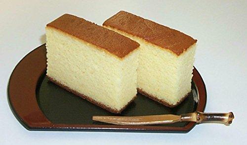 【冷凍】豆乳カステラ(スライス) 5切入【化学調味料・合成着色料・合成保存料無添加】