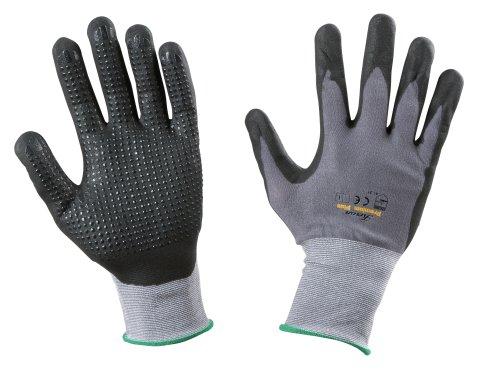 Kerbl 297266 Premium Plus Feinstrick Handschuh, Größe 12