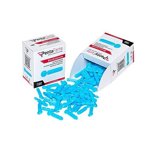 Lancette pungidito Pentaferte sterili compatibili Multicare