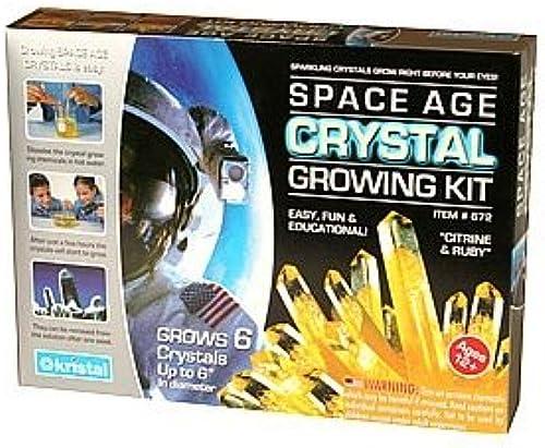 Para tu estilo de juego a los precios más baratos. KRISTAL 672 Space Age Crystals - 6 Crystals Citrine and and and Ruby by Kristal Educational  muchas sorpresas