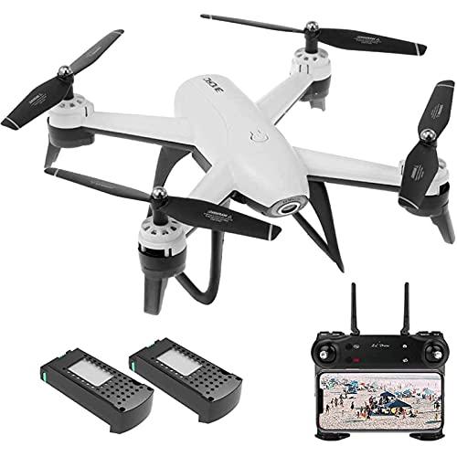 Drone con Doppia Fotocamera 22 Min Flight SG106 Flusso Ottico 4K Wi-Fi grandangolare Altitude Hold Gesture Photography Quadcopter