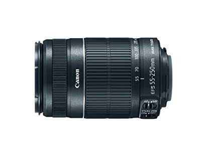 Canon 55-250mm IS II by Canon