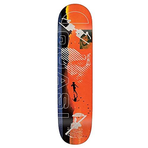 Quasi Skateboard-Brett / Deck, 21,9 cm (8,7 Zoll)