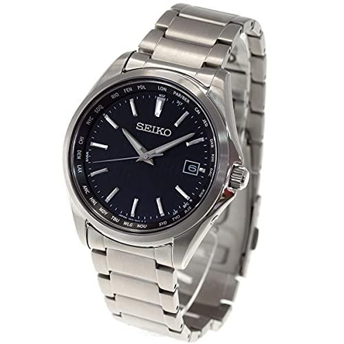 [セイコーウオッチ] 腕時計 セイコー セレクション SBTM291 メンズ シルバー