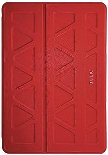 جراب بيلك ثلاثي الابعاد مزود بمسند للايباد ميني 1/2/3/4/5-احمر