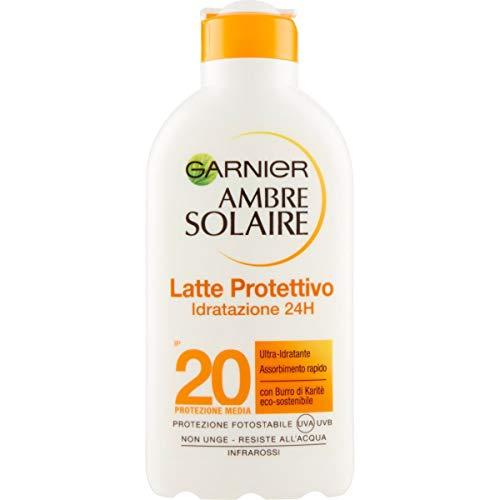 Garnier Ambre Solaire Crema Protezione Solare...