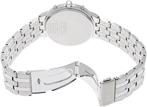 [セイコーウォッチ]腕時計セイコーセレクションソーラー電波ペアモデルSBTM263メンズシルバー