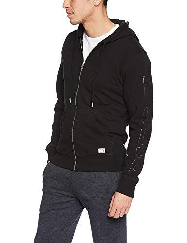 Diesel Herren UMLT-Brandon-Z Sweat-Shirt Pyjama-Oberteil (Top), schwarz, Mittel