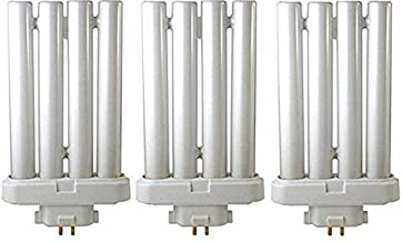 Triangle Bulbs FML27/65 27 Quad Tube Compact Fluorescent Light Bulb (3-Pack)