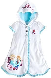 Store Frozen Princess Elsa/Anna Swimsuit Cover Up Size XS 4 (4T)