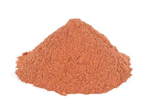 Polvo de hibisco BIO 1 kg ecológico, orgánico, crudo, secado al sol (no liofilizado), polvo puro de Flor natural, sin azucar añadido, sin aditivos