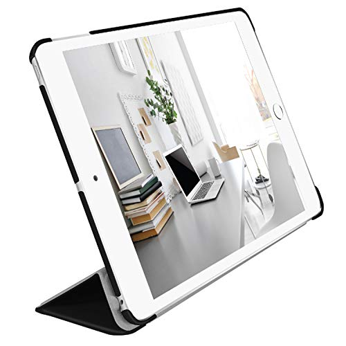 Macally Custodia Stand iPad 10.2' 7GEN BK Black