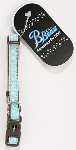 アースペットTK BDチョコミントカラー 2S(超小型犬用) ミント [犬用首輪]