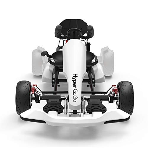HYPER GOGO Hoverkart, Asiento Kart Compatible con Todos los Patinetes Eléctricos