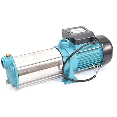 Kreiselpumpe Gartenpumpe MH 2500 INOX 2500 Watt 5400 L/h 10,5bar Hauswasserwerk