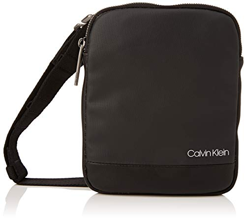 Calvin Klein, Crossovers para Hombre, Black, One Size