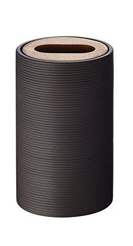 RIDDER 2105207 Zahnbürstenbecher Roller grau-braun
