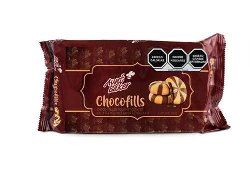 galletas finas marcas fabricante Aunt Baker