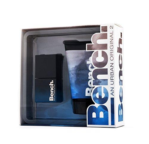 Bench Fragrances Urban Orginal 2 Men Set, Eau de Toilette 30ml + Shower Gel 75ml
