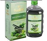 Ramtirth Herbal Ayurvedic Brahmi hair Oil from india (1x200 ml)