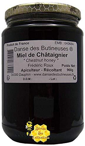 Miel de Châtaignier 960g / DIRECT PRODUCTEUR / Produit de France