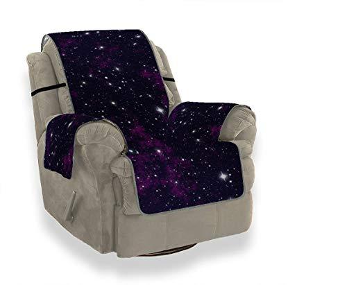 JOCHUAN Night Sky Stars Sky Night Sky Stars Space Sofa Cushion Mat Sofas Covers Set Sofa Cover Set Furniture Protector For Pets, Kids, Cats, Sofa