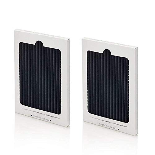 Fluar 2pcs Replacement for Electrolux EAFCBF Pure Advantage Air Filter fits all Electrolux/Refrigerators, Except for Electrolux ICON French Door Models