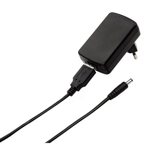 Hama USB-Reiselader mit Ladekabel für Creative MP3 Player