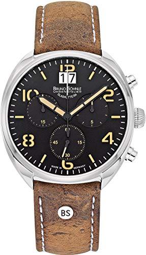 Herrenuhr Original NEU Bruno Söhnle -La Spezia II Chronograph- 17-13208-761
