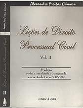 Lições de Direito Processual Civil vol. 2 de Alexandre Freitas Câmara pela LumenJuris (2002)