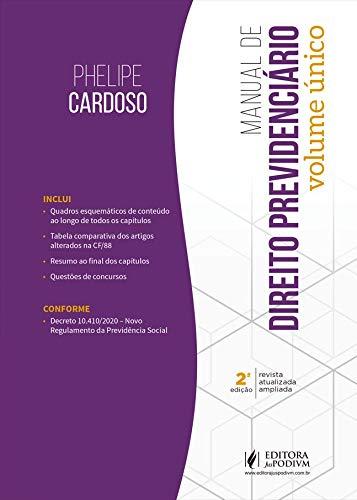 Manual de Direito Previdenciário: Volume único