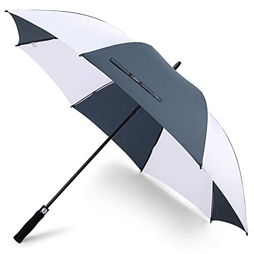 Review Of G4Free 68 Inch Automatic Open Golf Umbrella Sun Protection Windproof Oversize Large Waterp...