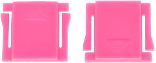 Perfk 5 Pcs Hotshoe Cover Cap Protector for Canon 5D 4 7D II 6D 760D 800D-Rose Red