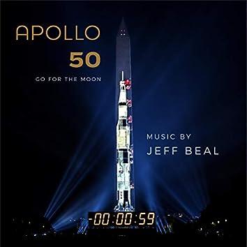 Apollo 50: Go For The Moon (Original Event Soundtrack)