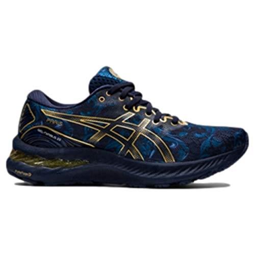 ASICS Nimbus 23 - Zapatillas de running para mujer Azul Size: 40.5 EU