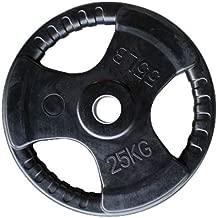 Skyland Rubber Gym Weight Plate, EM-9264-25 Kgs