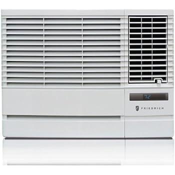 Friedrich Air Conditioning Co. CP08G10B Air Conditioner, 8000 Btu, White