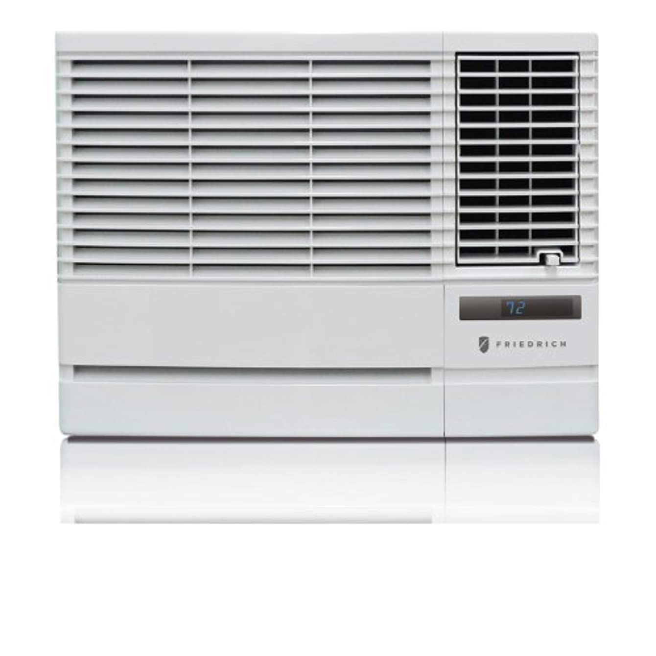 Friedrich Air Conditioning Co. CP08G10B Air Conditioner, 8000 Btu, White nnknlfbyqqkhe66