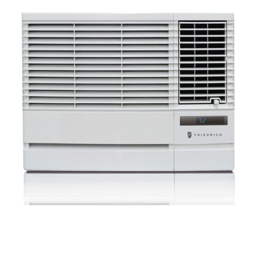 Friedrich Air Conditioning Co. CP08G10B Air Conditioner, 8000 Btu, White