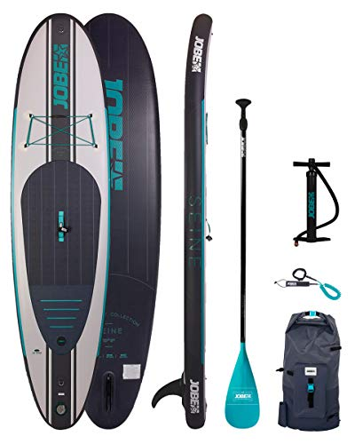 Jobe Infinity Seine 10'6 Inflatable Sup Package - Board, Bag, Pump & Paddle