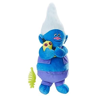 DreamWorks Trolls Biggie Talkin? Troll Plush Doll