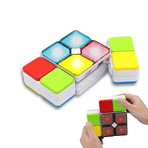 YORKOO Magic Cube Electronic Music Cube Toys for 7-13 year old Boys Girls...
