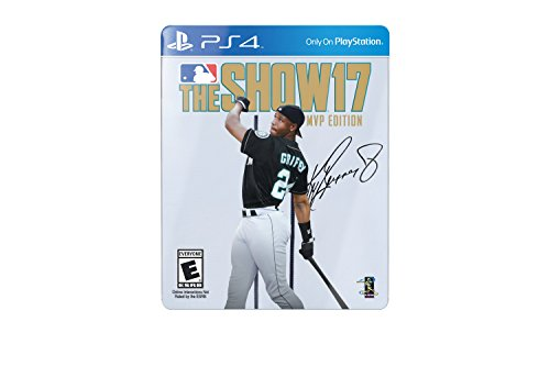 MLB THE SHOW 17 MVP EDITION