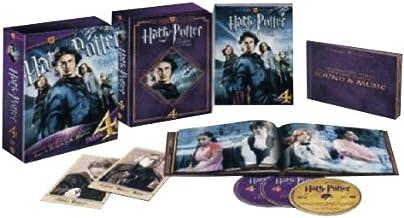 Harry Potter E Il Calice Di Fuoco (Ultimate CE) (2 Blu-Ray+Dvd+Libro) [Italia] [Blu-ray]