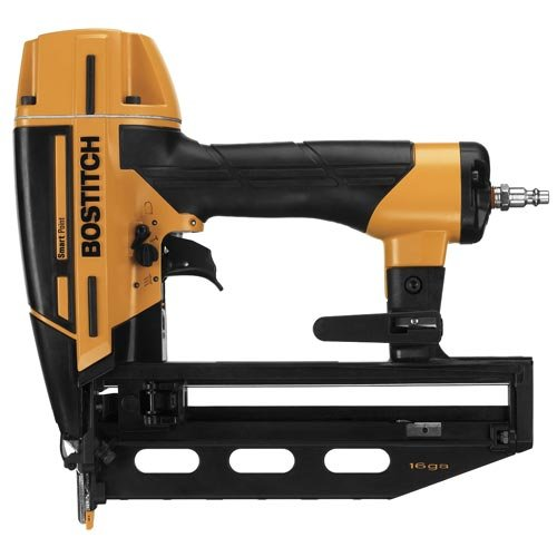 BOSTITCH Finish Nailer Kit, 16GA, Smart Point (BTFP71917)