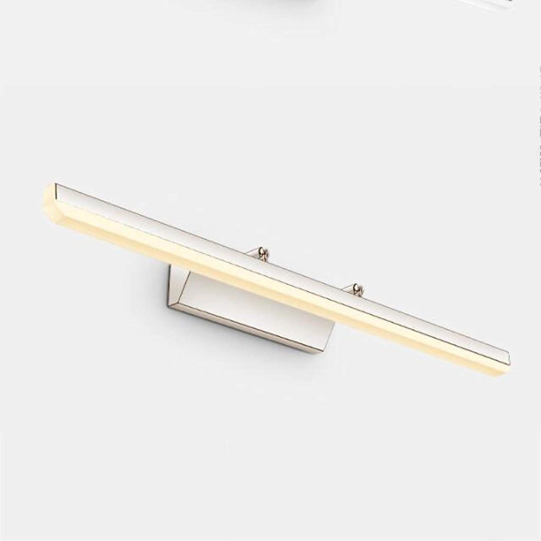 Spiegel Moderne Einfache Bad LED Badezimmer Frontleuchte ...