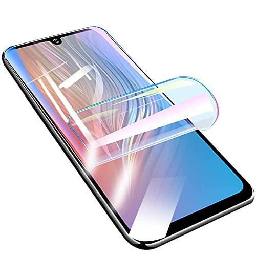 KDLLK 2PCS Película de hidrogel, para Samsung Note 9 8 S9 S8 Plus S7 S6 Edge Pantalla de Cristal en Galaxy Not 8s 9s 7s S 9 8 7 6 Película