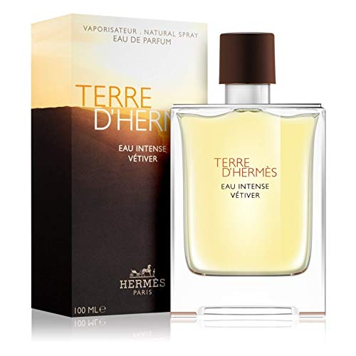 Hermès Terre d'Hermès Eau Intense Vétiver, 100 ml